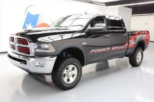 2016 Dodge Ram 2500 POWER WAGON HEMI 4X4 LIFT NAV