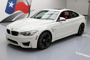 2015 BMW M4 COUPE EXECUTIVE MDCT SUNROOF NAV HUD