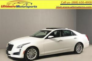 2015 Cadillac CTS 2015 PERFORMANCE COLLECTION NAV PANO HUD WARRANTY