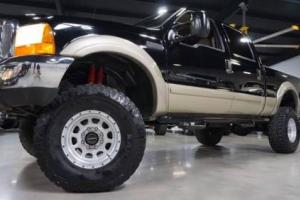 2001 Ford F-250 Lariat 7.3L Powerstroke Lifted 4X4 SWB