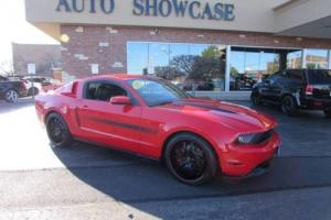 2011 Ford Mustang California Special