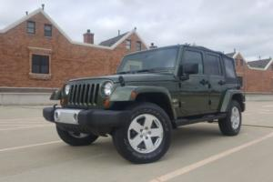 2008 Jeep Wrangler SAHARA Photo