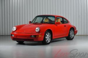 1991 Porsche 964 Carrera 2 Coupe -- Photo