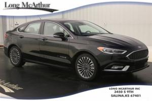 2017 Ford Fusion Photo