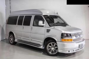 2015 Chevrolet Express Starcraft Custom Conversion