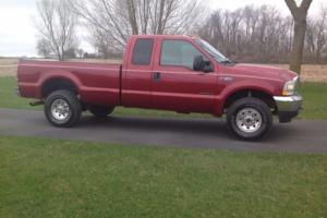 2003 Ford F-350 7.3 lt powerstroke 4x4