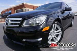 2013 Mercedes-Benz C-Class 2013 C250 Sport Pkg C Class 250 Sedan