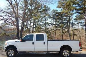 2012 Ford F-250 Lariat 4x4 4dr Crew Cab 8 ft. LB Pickup