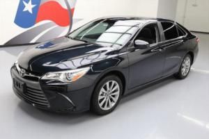 2015 Toyota Camry XLE LEATHER SUNROOF NAV REAR CAM