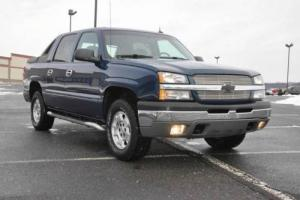 2005 Chevrolet Avalanche LS 1500 5.3L LOW MI 91K VERY WELL MAINTAINED