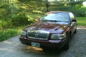 2009 Mercury Grand Marquis LS Ultimate