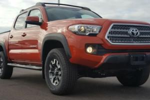 2017 Toyota Tacoma 6 SPD TRD EXHAUST TECH PACKAGE 2 COLORS AVA $$