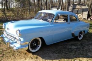 1954 Chevrolet Bel Air/150/210 2 Door Photo