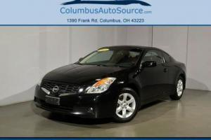 2009 Nissan Altima 2dr Cpe I4 CVT 2.5 S Photo
