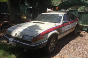 Variety Bash Rally type Rover SD1 V8