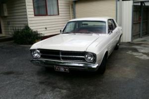 1967 2 Door American Ford Falcon