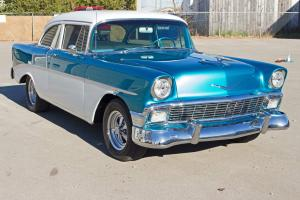 1956 Chevrolet Bel Air/150/210 Base Sedan 2-Door | eBay