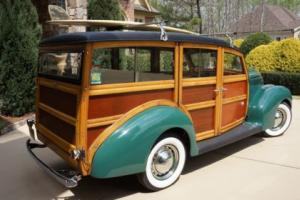 1938 Ford Woody Wagon