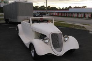 1934 Replica/Kit Makes ford cabriolet