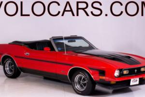 1972 Ford Mustang --