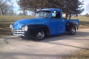 1949 Chevrolet Other Pickups 1/2 ton short box 5 Window Rat Rod Photo