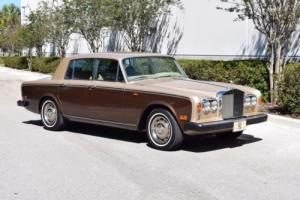1980 Rolls-Royce Silver Shadow --