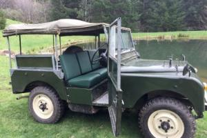 1953 Land Rover Other