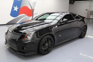 2014 Cadillac CTS V COUPE S/C SUNROOF NAV REAR CAM