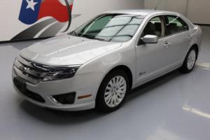 2010 Ford Fusion HYBRID CRUISE CTRL PARK ASSIST