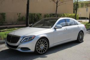 2015 Mercedes-Benz S-Class 4dr Sedan S550 RWD Photo
