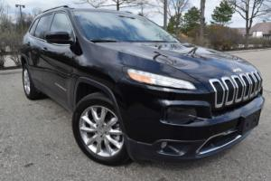 2016 Jeep Cherokee LIMITED-EDITION