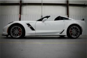 2017 Chevrolet Corvette GRAND SPORT 3LT Z07