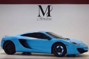 2012 McLaren MP4-12C Base 2dr Coupe