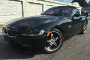 2006 BMW Z4 3.0i - Clean Carfax - Fast and Smooth