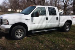 2005 Ford F-250 FX4