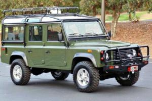 1993 Land Rover Defender Station Wagon