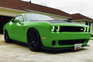 2015 Dodge Challenger 2dr Coupe SRT Hellcat W/707 HP