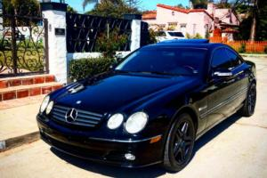 2003 Mercedes-Benz CL-Class CL600 Photo