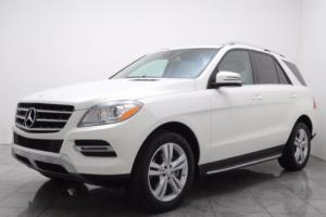2014 Mercedes-Benz M-Class ML350 4Matic AWD BlueTec Turbo DIESEL