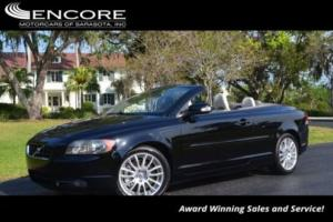 2009 Volvo C70 T5 2dr Convertible Automatic