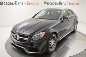 2016 Mercedes-Benz CLS-Class AMG CLS63 S-Model