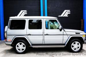 2014 Mercedes-Benz G-Class G550 Photo
