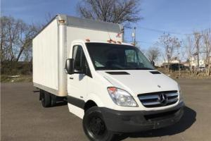 2011 Mercedes-Benz Sprinter --