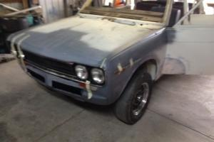 Datsun 1600 unfinished Photo