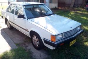 1985 Toyota Corona SURVIVOR CAR 144,000 original km 2L Auto club car