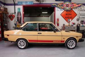 1978 Fiat Other 131 Supermirafiori Abarth Coupe Series 2 Photo