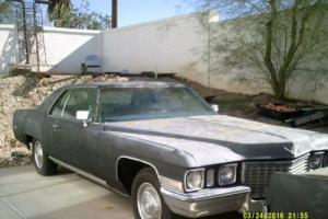 1972 Cadillac DeVille Coupe