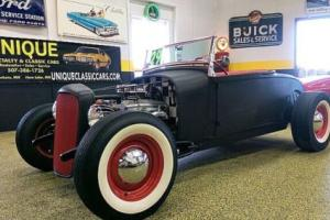 1929 Ford Model A Roadster Street Rod