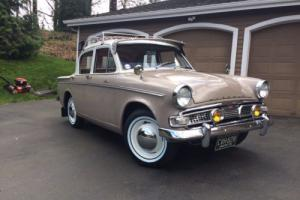 1960 Other Makes Minx Series IIIA