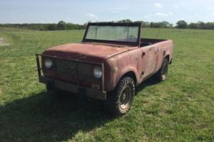 1962 International Harvester Scout 0
